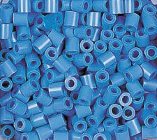 (Perler Beads 1,000 Count-Light Blue)