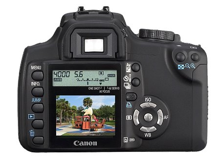 Canon Digital Rebel XT DSLR Came...