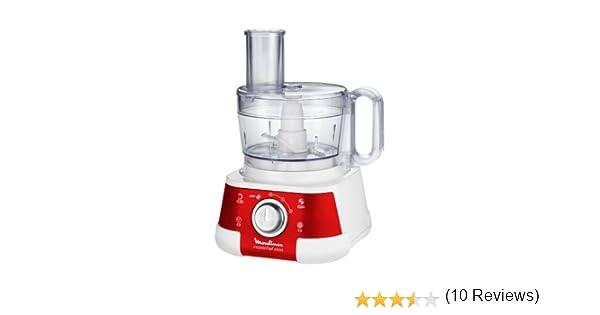 Moulinex Masterchef 5000 - Robot de cocina, 22 funciones: Amazon ...