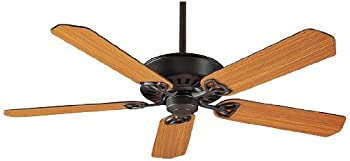 "Hunter 23258 Paramount XP 5 Blade 54"" Energy Star Ceiling Fan - Blades Included, New Bronze"