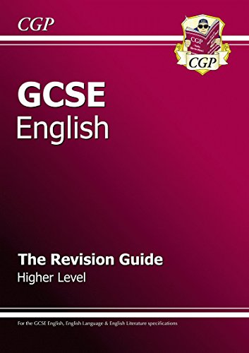 GCSE English Literature and Language Revision Guide (Pt. 1 & 2)
