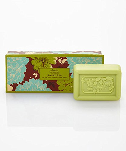 san-francisco-soap-company-2-piece-decorative-bath-bar-gift-boxed-sets-sweet-pea