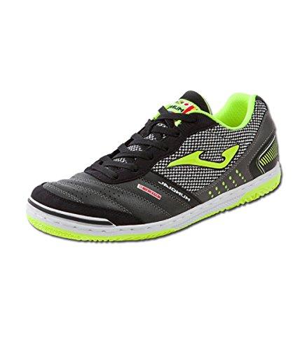 Joma Mundial 712 Grey Indoor - Scarpe Calcetto Uomo - Men's Futsal Shoes