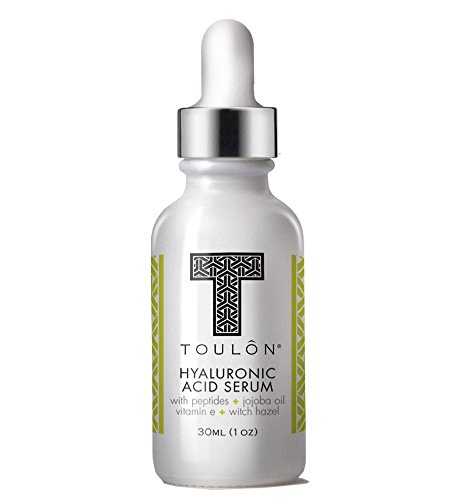 Hyaluronic Acid Anti Aging Skin Care Kits; Women Beauty Gifts: Hyaluronic Acid Serum and Eye Cream for Dark Circles & Puffiness; Perfect Gift Set for Women and Men: Natural Skin Care Set Kit