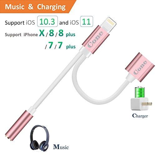 Cheap Adapters iphone 7 / 7 plus / 8 / X adapter, (Support iOS..