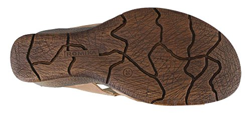 Romika Kvinders Nevis 02 Kile Sandal Platino AjDuRPI9g0