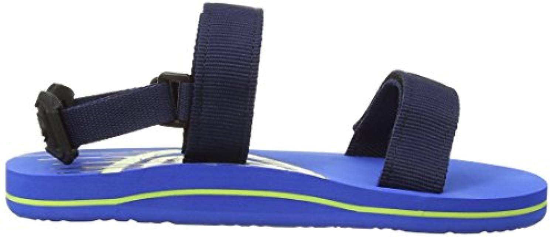 Animal Bodhy, Boys' Sandals, Black (Black/Blue 603), 6 UK Child