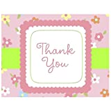 Hallmark - Blessed Baby Girl - Thank-You Notes
