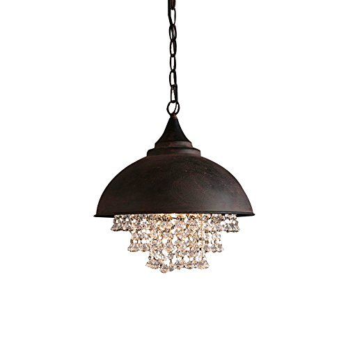 Industrial Dome Pendant Light in Florida - 6