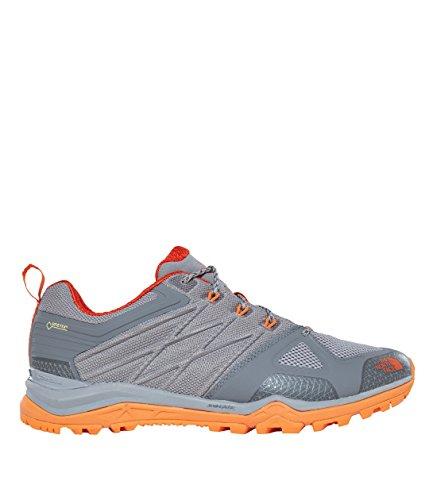 North Face M Ultra Fastpack Ii Gtx - zapatos da caminata y excursionismo Hombre Q-slvrgy/tbtnor