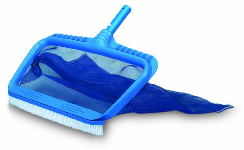 HydroTools by Swimline Pool Rake Bag and Brush Combo ()