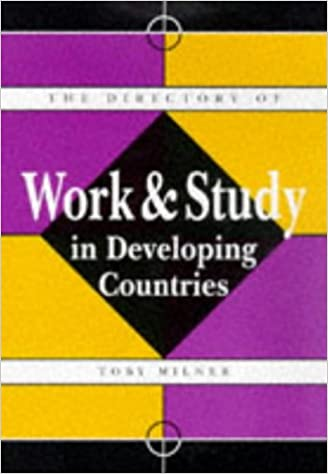 The Directory of Work and Study in Developing Countries