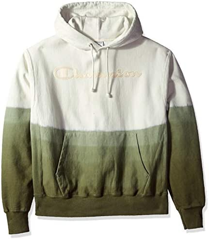 Reverse Weave Men's Colorblock Pullover Hoodie By Champion
