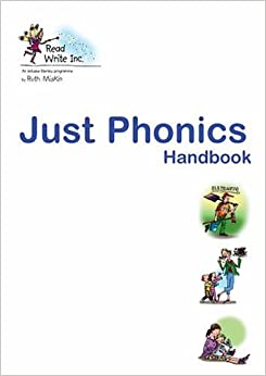Book Read Write Inc.: Just Phonics Handbook