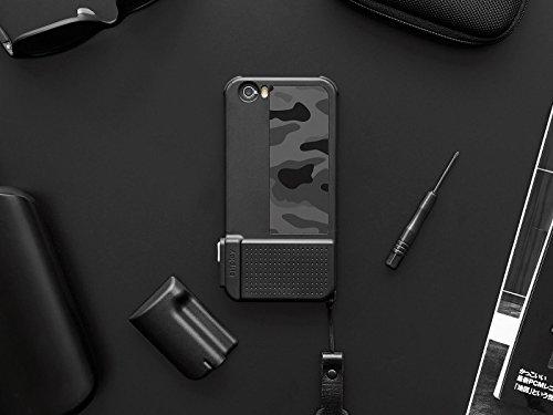 Bitplay SNAP! PRO - iPhone 6/6S Camera Case - Basic Package - Dark Camouflage by bitplay