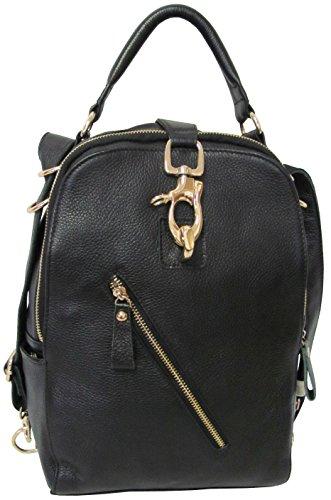 Quince Shoulder Bag Color: Black