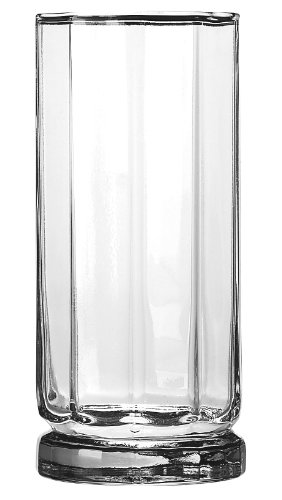 Anchor Hocking Sweetbrier Drinking Glasses, 16.5 oz (Set of 4)]()