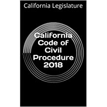 California Code of Civil Procedure 2018