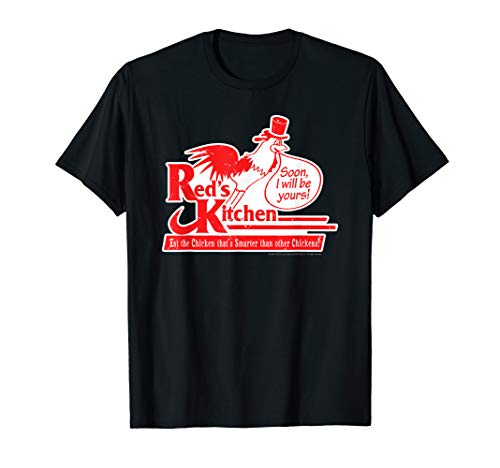 Orange Is the New Black Red's Kitchen T-Shirt