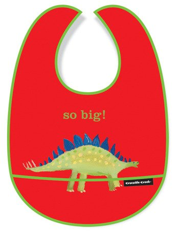 Creek Crocodile Bib (Crocodile Creek - So Big Bib (3202-9))