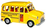 The Simpsons Exclusive Playset Talking Elementary School Bus by Playmates/The Simpsons