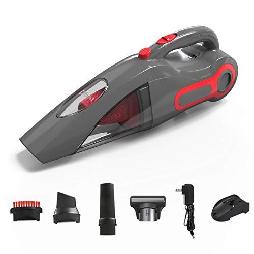 Dibea Handheld Vacuum Cleaner for Pet Hair Motorized Brush, BX350