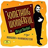 Something Wonderful (Terfel Sings Rodgers And Hammerstein)