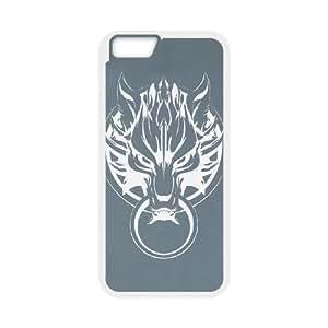iPhone 6 Plus 5.5 Inch Phone Case White Final Fantasy SF8591906