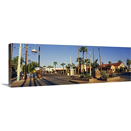 GREATBIGCANVAS Gallery-Wrapped Canvas Entitled Scottsdale AZ by 60