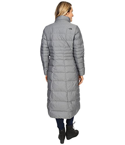 The North Face Triple C II Parka Women's TNF Medium Grey Heather X-Large by The North Face (Image #5)
