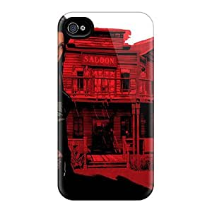 For BeverlyVargo Iphone Protective Cases, High Quality For Iphone 6 Red Dead Redemption Skin Cases Covers