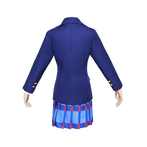 Kacm Cosplay Love Live Nishikino Maki School Uniforms Costumes by Kacm Costume (Image #1)