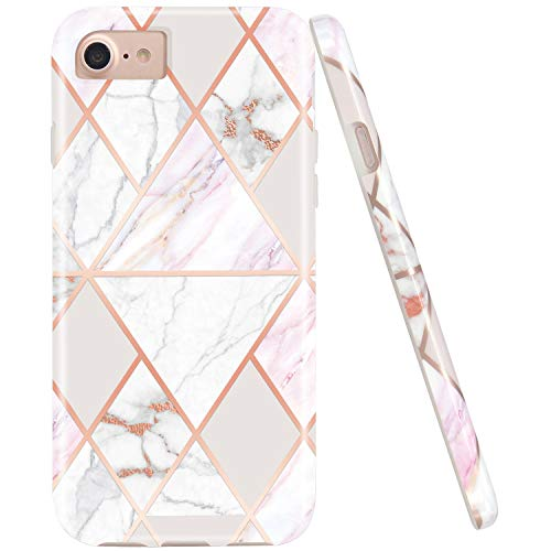 JAHOLAN Geometric Marble Silicone Compatible product image