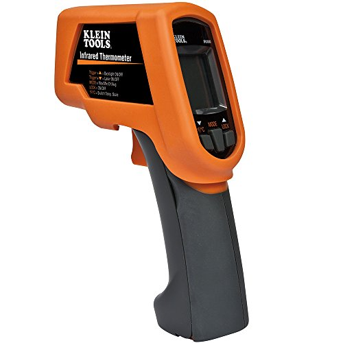 Klein Tools IR3000 30:1 Dual Laser Infrared Thermometer Gun by Klein Tools