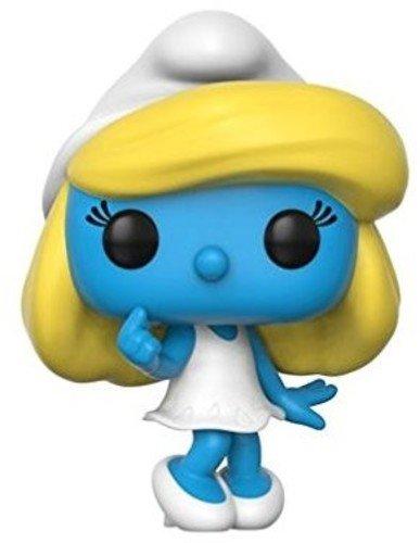 Smurfs- Figura de Vinilo Smurfette (Funko 20121)