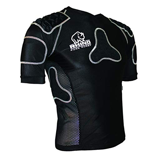 (RHINO RUGBY Forcefield Protective Top (Medium))