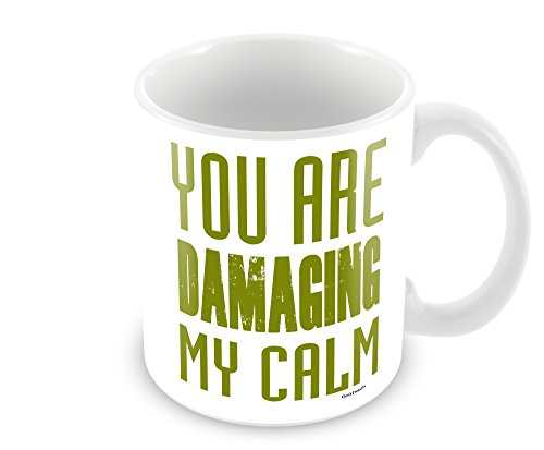 Firefly-You Are Damaging My Calm Coffee Mug