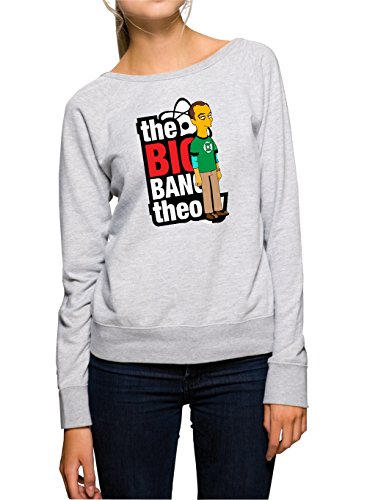 Big Bang Sweater Girls Gris Certified Freak