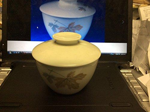 Vintage Noritake 109 Maplewood Sugar Bowl with Lid