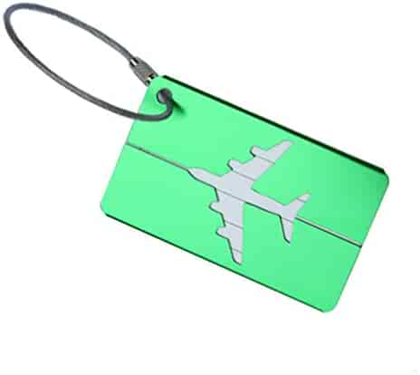 a31b9375a37a Shopping Whites or Greens - Luggage Tags & Handle Wraps - Travel ...