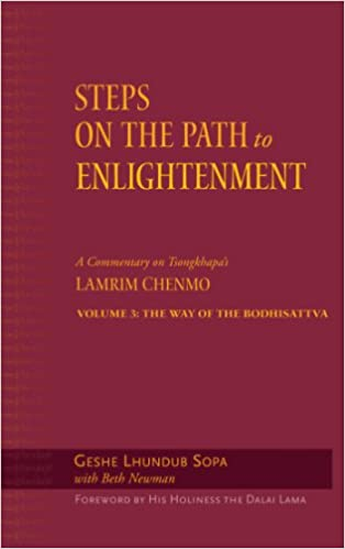 Steps On The Path To Enlightenment A Commentary On
