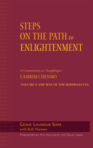 Steps-on-the-Path-to-Enlightenment-A-Commentary-on-Tsongkhapas-Lamrim-Chenmo-Volume-3-The-Way-of-the-Bodhisattva