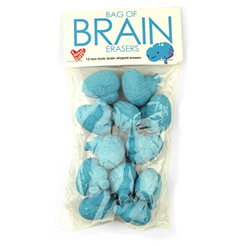 I Heart Guts Bag of Brain Erasers - Bag of 12]()