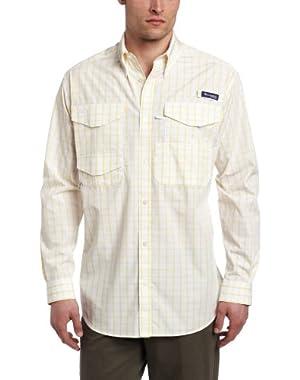 Men's Italian Bonehead Long Sleeve Shirt