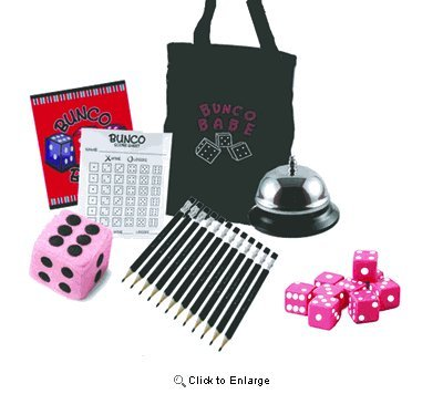 - Bunco Babe Game Kit