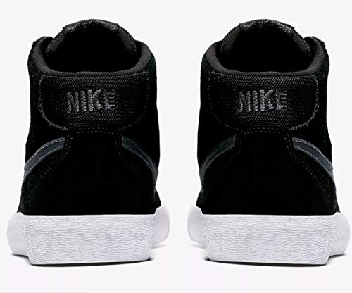 NIKE White Chaussures Noir Femme SB de 001 Fitness Bruin Dark Grey Hi Black WMNS 6H6wrqa