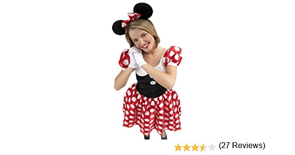 Rubbies - Disfraz de Minnie Mouse para mujer, talla M (R888584-M ...