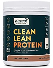 Nuzest, Protein Chocolate, 17.6 Ounce