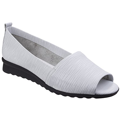Casual Ladies The Fantastic White Flexx Womens Cesar Slip Shoes On xpp70fwT