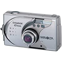 Minolta Dimage G400 4.0 MP Digital Camera with 3x Optical Advantages Review Image